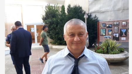 Огнян Григоров, старши треньор на клуб