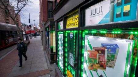 Ще бъдат разрешени за продажба само ароматизаторите за електронни цигари с ментолов вкус.