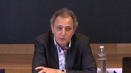 """Андрей Колесников - ръководител на програмата """"Руска вътрешна политика и политически институции"""" на московския център """"Карнеги""""."""