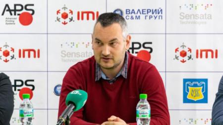 Президентът на Балкан Михаил Михайлов.