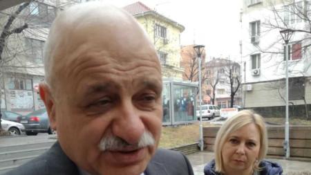 Заместник-министърът на правосъдието проф. Николай Проданов