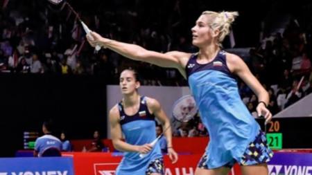 Сестри Стоеви с първа победа в световните суперсерии в Барселона