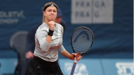 Каролина Мухова е на финал.