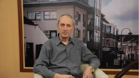 Валери Яков, директор на  Регионалния телевизионен център