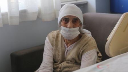 107-годишната Хавахан Карадениз