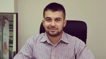 Славомир Славов, психолог