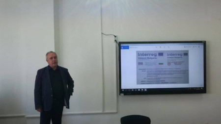Професор Йордан Гошев - декан на Факултета по изкуствата