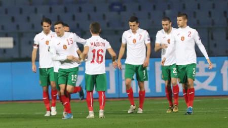 Националният отбор на България ще научи съперника си в петък.
