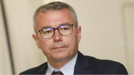 Живодар Терзиев, председател на Българската петролна и газова асоциация