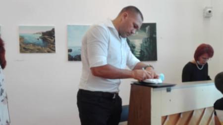 Кубрат Пулев раздаде десетки автографи в Созопол