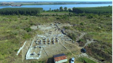 Антична Рациария, село Арчар, област Видин.