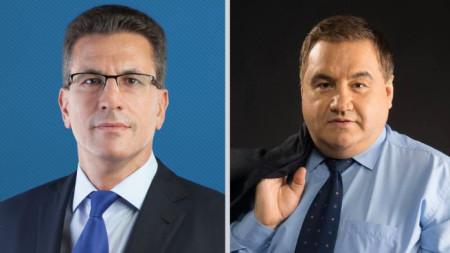 """На балотаж за кмет на Пазарджик са кандидатът на МК """"Новото време"""" Тодор Попов и Благо Солов - МК БСП и други политически сили."""
