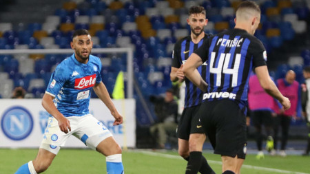 Наполи победи Интер с 4:1