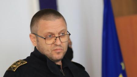 Kryekomisari Georgi Haxhiev