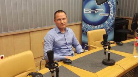 Калин Калпакчиев - председател на Съюза на съдиите в България