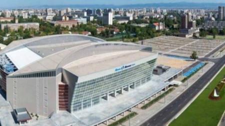 """Ще строят спортен комплекс на """"Червено знаме"""" за над 120 млн. евро"""