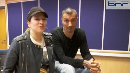DJ Мартен Роберто и Станислава Пирчева ще са водещи на ефирния бал.