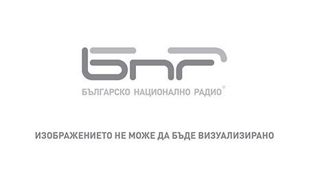 Златан Ибрахимович контролира топката.