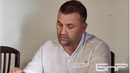 Председателят на Федерацията на културно-просветните дружества на каракачаните в България Христо Христов