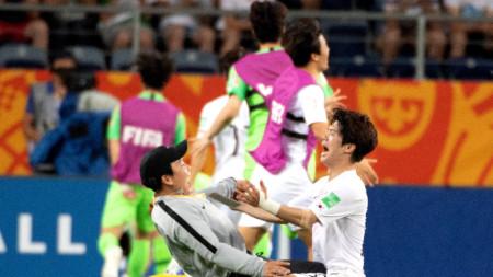 Южна Корея победи с 1:0 Еквадор и ще играе на финала на световното първенство за младежи