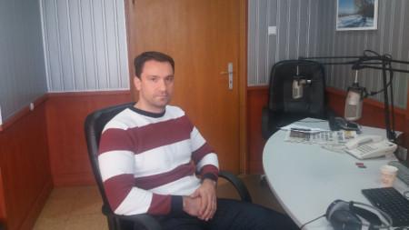 Александър Чалъков - началник звено