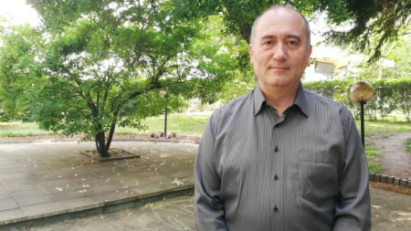 Емил Груев, директор на СУХНИ