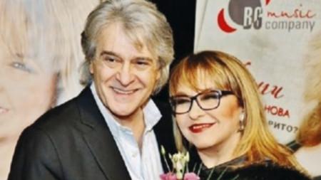 Орлин Горанов и Маргарита Хранова