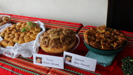 Празникът на хляба в село Голям извор