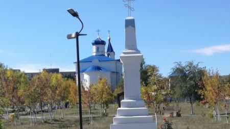 Църква в Бесарабия