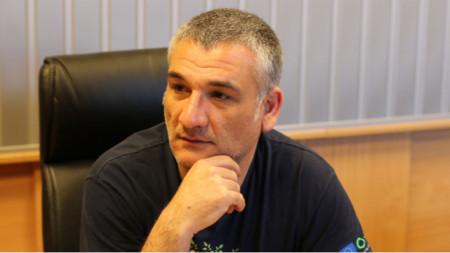 "Даниел Попов в студиото на програма ""Христо Ботев"""