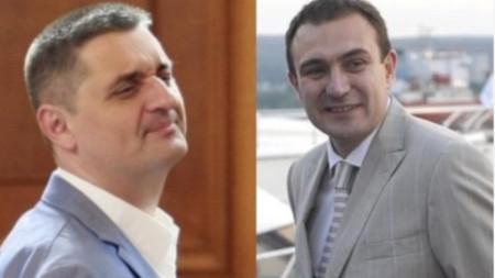 Кирил Добрев и Борислав Гуцанов