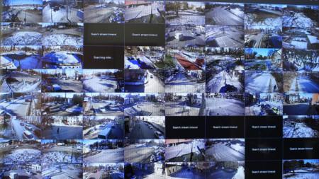 Центърът за видеонаблюдение в Плевен следи картина от 68 камери на обществени места, които предстои да станат 92.