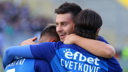 Станислав Костов има вече 16 гола.