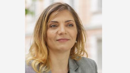 Ваня Манова, мениджър на Mаstercard за България, Северна Македония, Албания и Косово