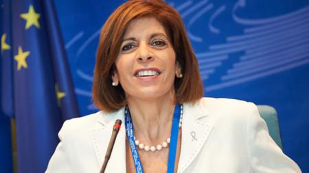 Предложената за нов европейски комисар по здравеопазването Стела Кириакидис