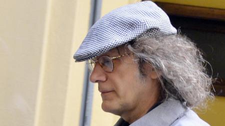 Покойният Джанроберто Казаледжо основава