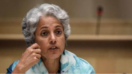 Сумия Суминанат, главен учен на СЗО