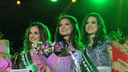 Победителките в конкурса Мис