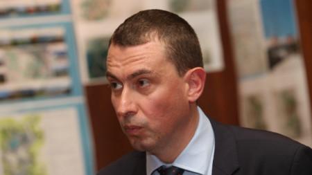 Главният архитект на СО Здравко Здравков
