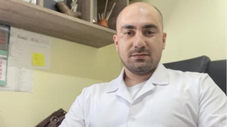 Doktori Aliosman Ahmed