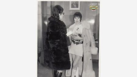 Лили Иванова и Лора Владимирова