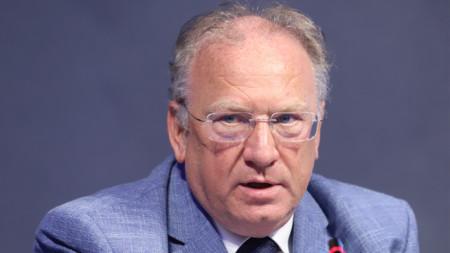 Ministri Svetllan Stoev