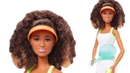 Барби с образа на Наоми.