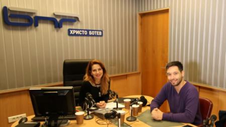 Ива Дойчинова и Борис Бонев