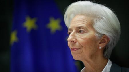 Показания на Кристин Лагард пред Европейския парламент