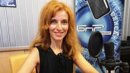 Алина Маневска
