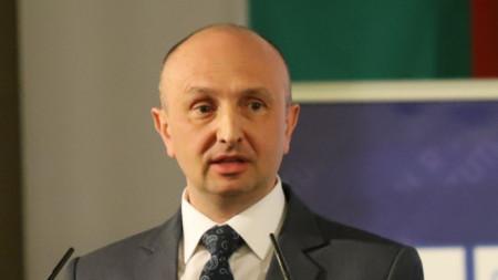 Посланикът на Сърбия Желько Йович