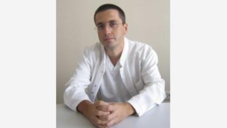 Доц. д-р Красимир Минкин