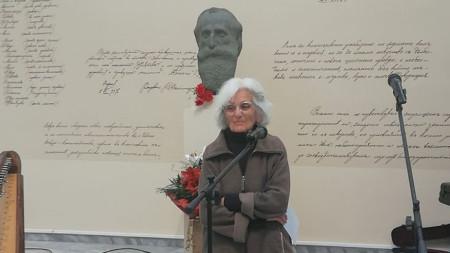 Елица Тодорова, която през април ще навърши 91 години, е носителят на националната награда за живопис на името на Владимир Димитров - Майстора.