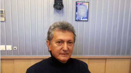 Почетният консул на България в Намибия Михаил Михайлов